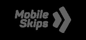 Mobile-Skips-grey-brand-logo